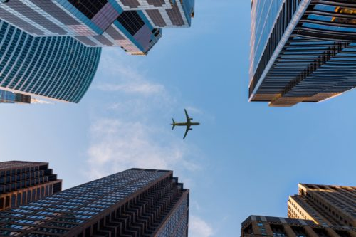 low-angle-photography-of-airplane